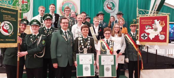 Diözesanjungschützentag 2015 in Stukenbrock-Senne