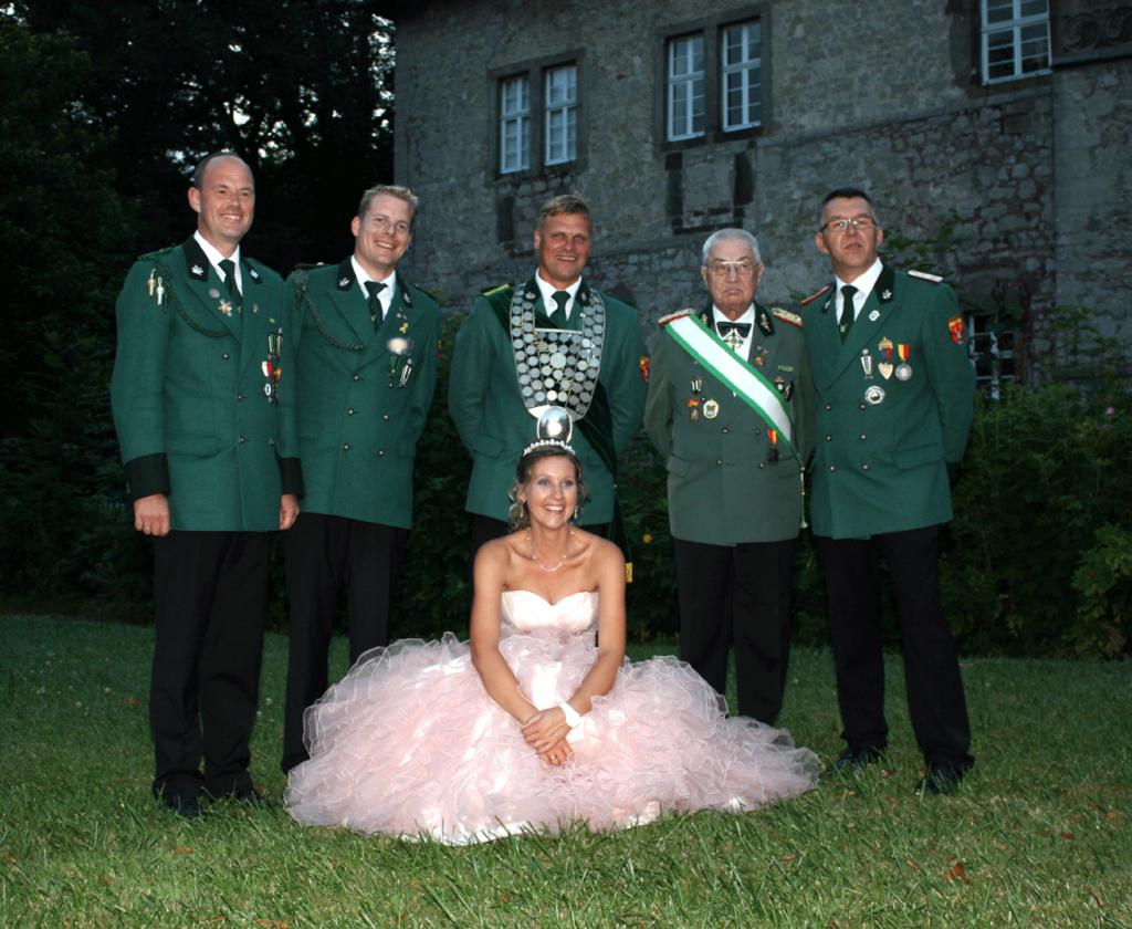 Ball der Könige 2016 in Dringenberg