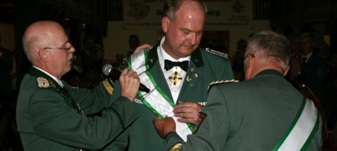 Herbert Müller erhält hohe Auszeichnung