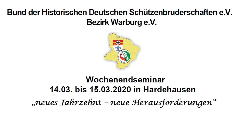 Wochenendseminar 2020