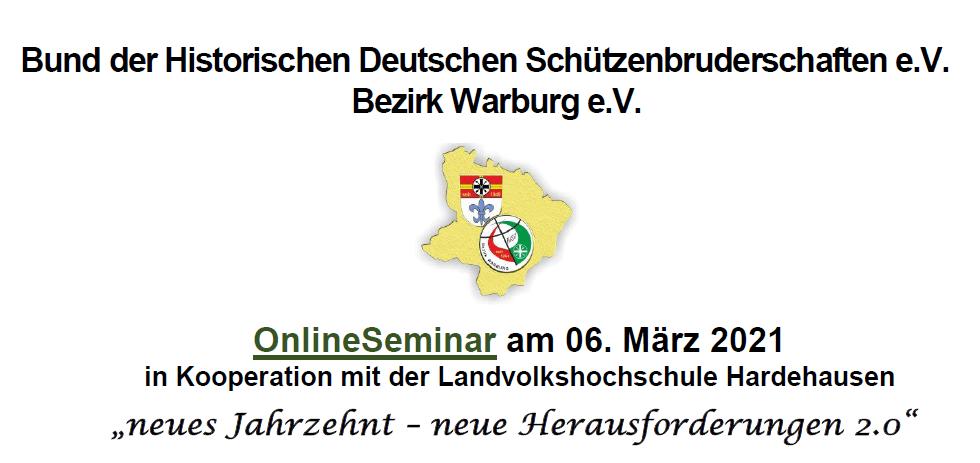 Online-Seminar 2021